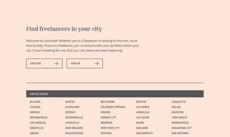 Freelancer-Finding Directory Platforms