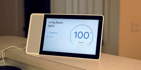 Smart Home Night Modes