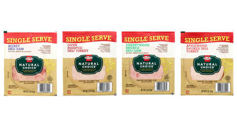 Single-Serve Deli Meats