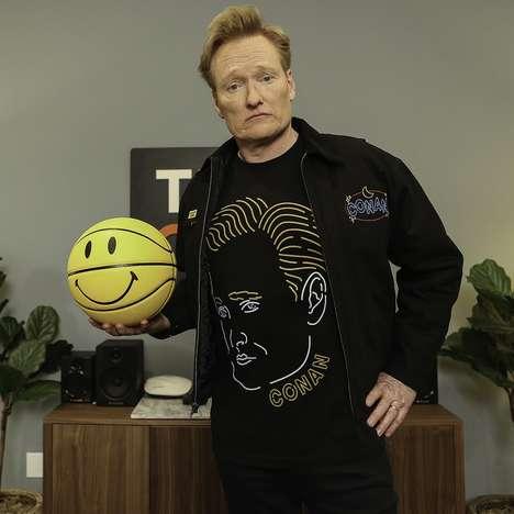 Talk Show Host-Inspired Streetwear