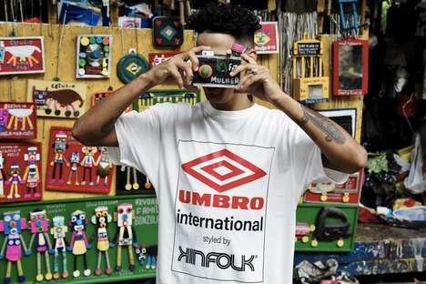 Youthful Brazilian-Inspired Sportswear