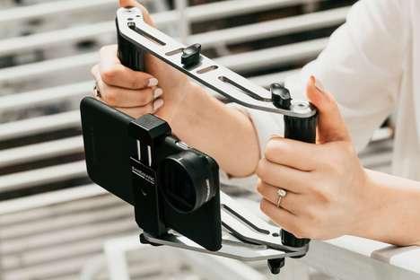 Versatile Mobile Filmmaking Mounts