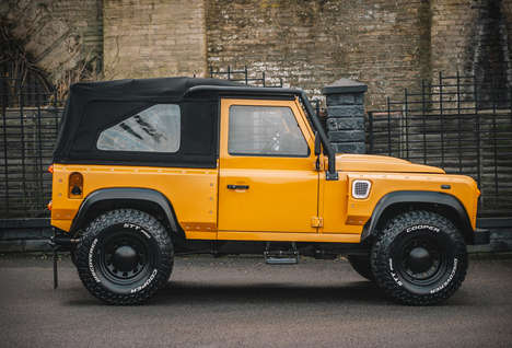 Rugged Bespoke Adventure Vehicles