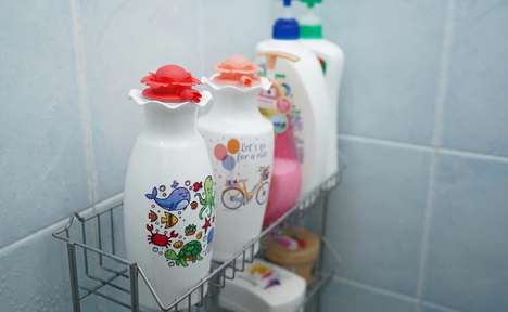 Eco-Conscious Cosmetic Bottles