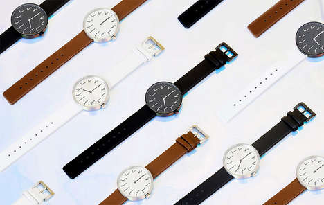 Playful Time-Reiterating Timepieces