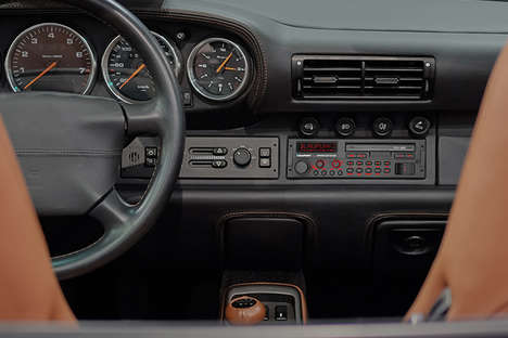 80s-Style Vehicle Audio Systems