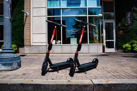 Electric Scooter Trial Expansions : electric moped