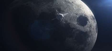 Moon Water Space Missions
