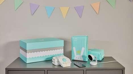 High-Tech Smart Diapers