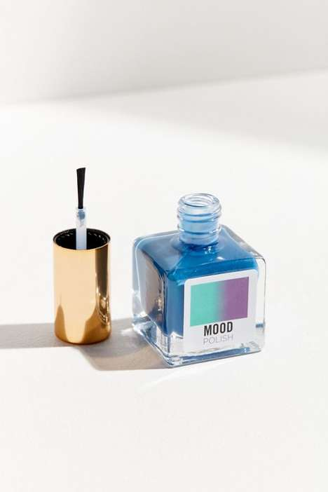 Color-Changing Nail Polishes
