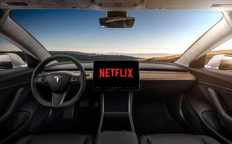 In-Car Video Streaming