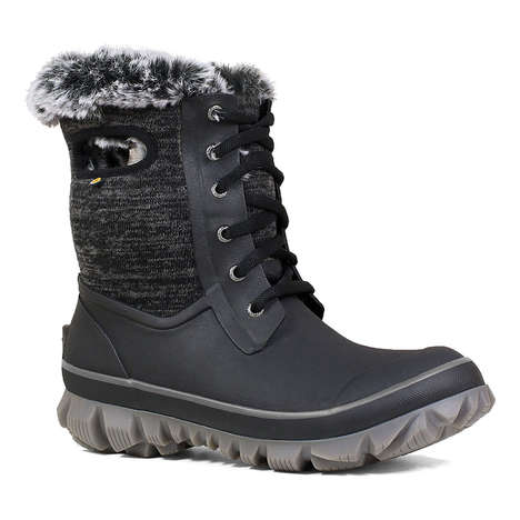 Odor-Resistant Cold Weather Boots