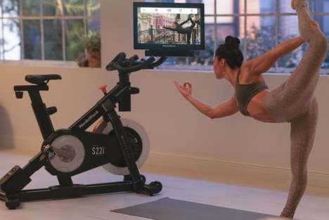 Adaptive Home Exercise Bikes