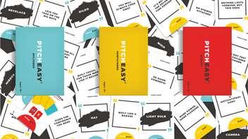 Agency-Replacing Creative Idea Games