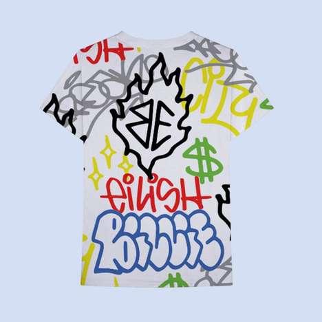Graffiti Gen Z Fashion