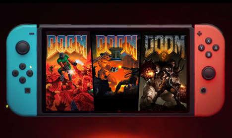 Nostalgic Game Re-Releases