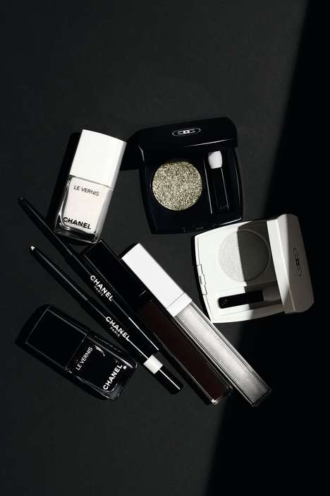 Achromatic Makeup Collections