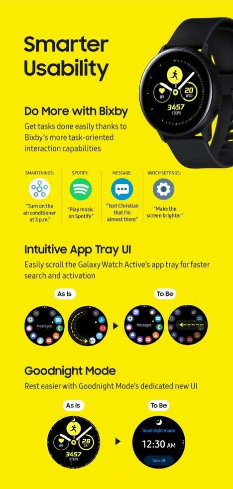 Smartwatch Night Mode Updates