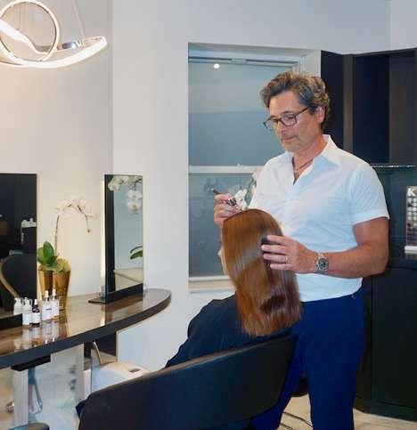 Oxygenating Salon Treaments