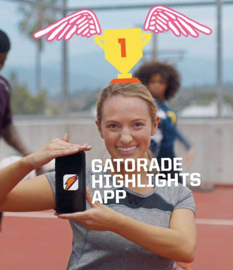 Creative Gen Z-Targeted App Ads
