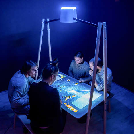Projection Tabletop Games