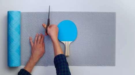 Self-Adhesive Shipping Rolls