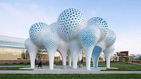Top 40 Architecture Innovations in August