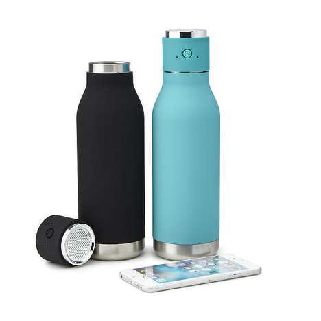 Hybrid Bluetooth Speaker Bottles