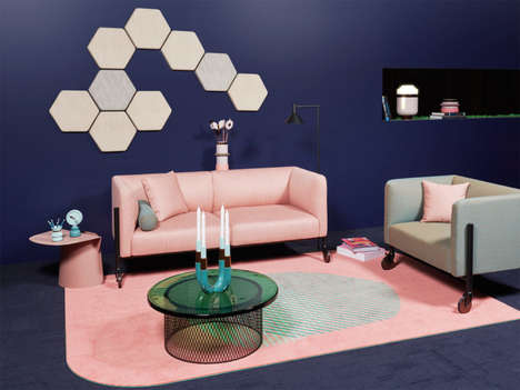 Versatile Modern Furniture