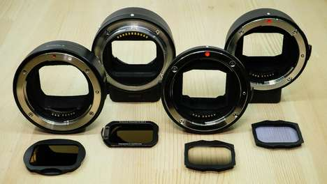 Physical DSLR Photography Filters