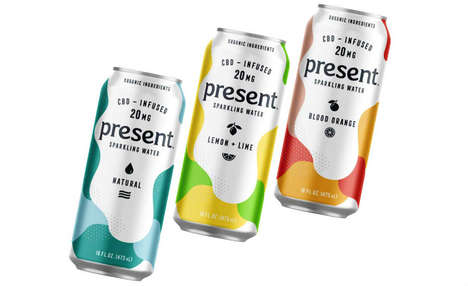Full-Spectrum CBD-Infused Refreshments