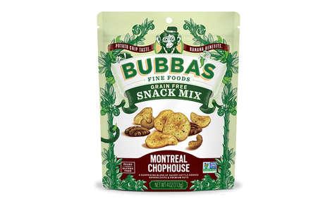 Prepackaged Paleo-Friendly Snacks