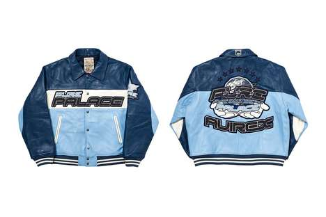 Boldly Logo-Accented Jackets