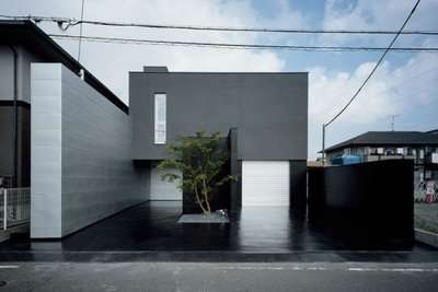 House by Kouichi Kimura Architects is a Study in Depth
