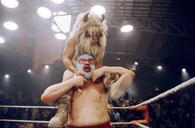 Cosplay Wrestling