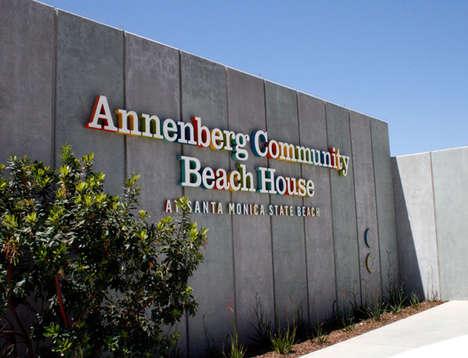 Community Beach Houses