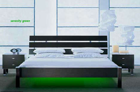 Underlit Furniture - Urban Underglow 'LIT' Lights Go Underneath Your Bed