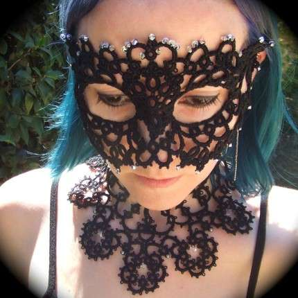 Lacy Gothic Accessories