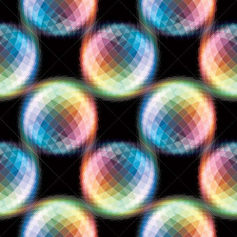 Kaleidoscopic Art