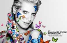 Supermodel Smartphones - Heidi Klum Becomes Ambassador of Style for LG Rumor 2