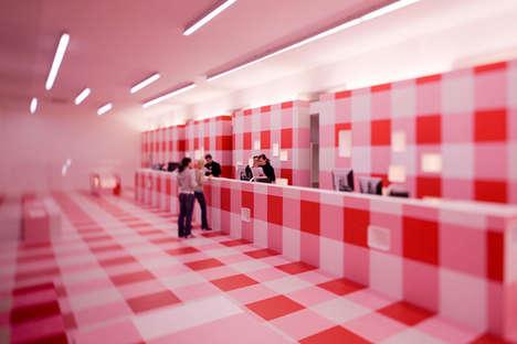 Checkered Architecture