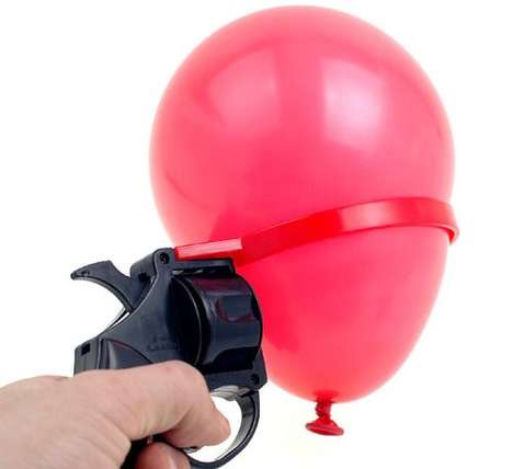Water Balloon Guns