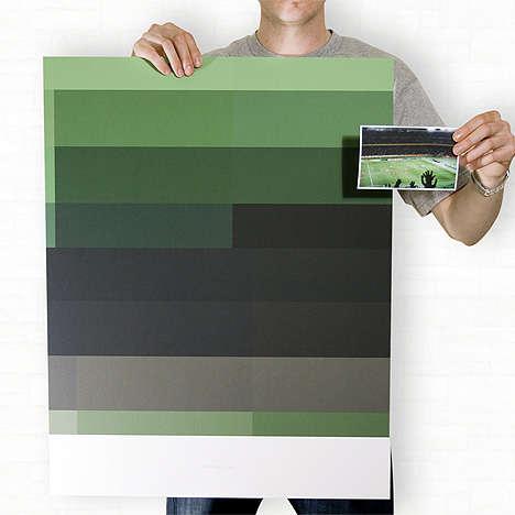 Your Photos as Modern Art