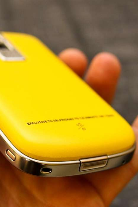 Canary Yellow Phones