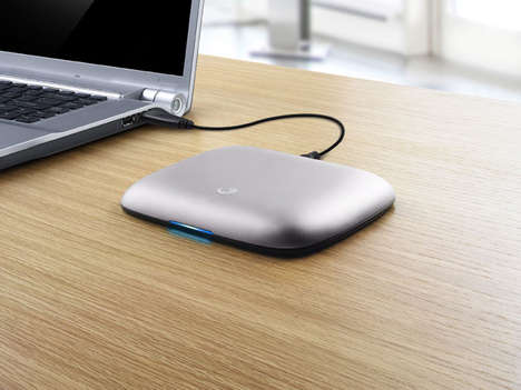 Hands-Free PC Backup - Seagate Replica Safeguards Data Sans Human Interaction