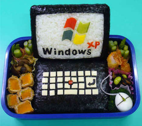 PC Sushi - Clever Sushi Art to Make Snacktime Fun