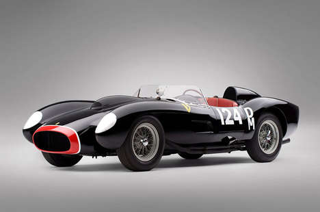 1957 Ferrari 250 Testa Rossa is Hotter Now Than in its Heyday