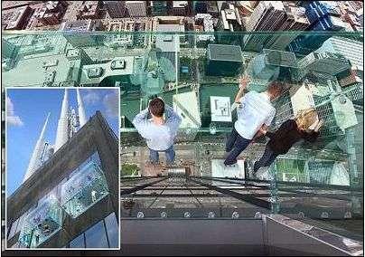 Superhero City Views