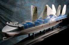 Green Cargo Ships - The NYK Super Eco Ship 2030 to Set Sail in 20 Years
