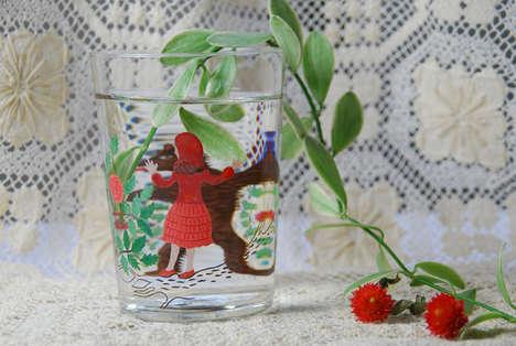 Fairy Tale Glassware